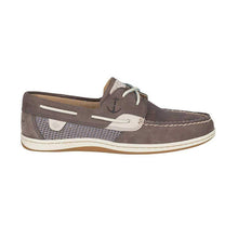 Load image into Gallery viewer, Sperry Top-Sider Grey Koifish Boat Shoe - Women