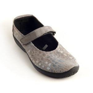 A'rcopedico L45 Mary Jane, Grey Pebble