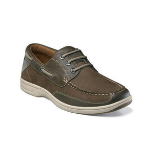 Florsheim Lakeside Oxford Boat Shoe - Men, Brown