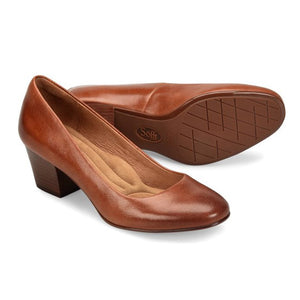 Sofft Lindon Dress Pump - Women's, Cork