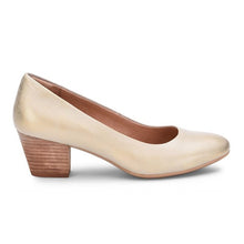 Load image into Gallery viewer, Sofft Lindon Dress Pump - Women's, Oro Gold