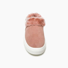 Load image into Gallery viewer, Minnetonka Women's Windy Slide On Sneaker in Blush