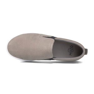 MOZO Floyd Slip-Resistant Work Shoe - Men, Grey