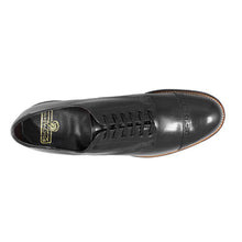 Load image into Gallery viewer, Madison Cap Toe Oxford, Black