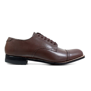 Madison Cap Toe Oxford, Brown