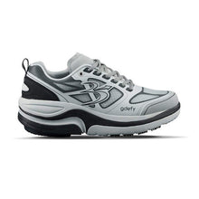 Load image into Gallery viewer, Gravity Defyer Ion Athletic Sneakers, Gray - Men's