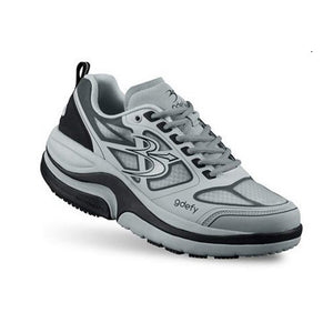 Gravity Defyer Ion Athletic Sneakers, Gray - Men's
