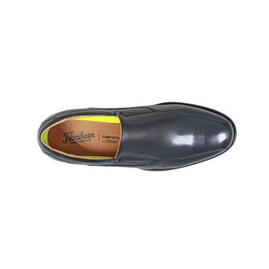 Florsheim Midtown Bike Toe Slip On, Black