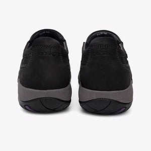 Dansko Patti Milled Nubuck Work Shoe - Women, Black