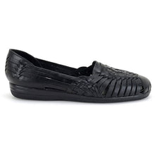 Load image into Gallery viewer, Softspots Trinidad Huarache Flats in Black