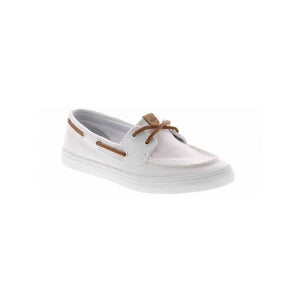 Sperry Sailor Boat Canvas - Women's, White