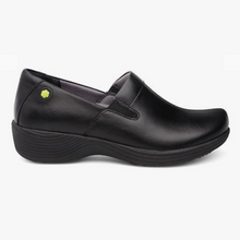 Load image into Gallery viewer, Nursing Clogs - Women, Black Patent