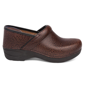Dansko XP 2.0 Floral Tooled - Women, Brown