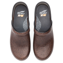 Load image into Gallery viewer, Dansko XP 2.0 Floral Tooled - Women, Brown