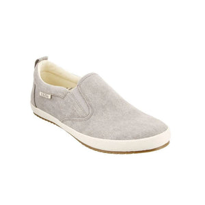 Taos Dandy Sneaker in Grey Wash