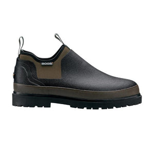 Bogs Tillamook Bay Waterproof Slip On - Men's, Black