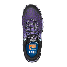 Load image into Gallery viewer, Timberland Pro Powertrain Sport Alloy Toe SD+ Work Shoe - Women, Purple