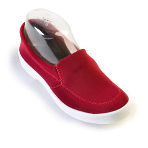 A'rcopedico Town - Slip On, Bordeaux