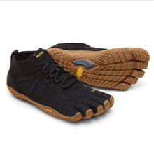 Load image into Gallery viewer, Vibram Five Fingers V-Trek - Men's, Black-Gum