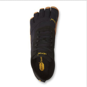 Vibram Five Fingers V-Trek - Men's, Black-Gum