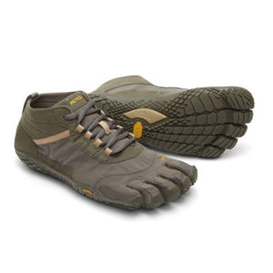 Vibram Five Fingers V-Trek - Men's, Military-Dark Grey