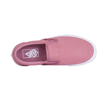 Load image into Gallery viewer, Vans Classic Slip On Herringbone Pink - Womens