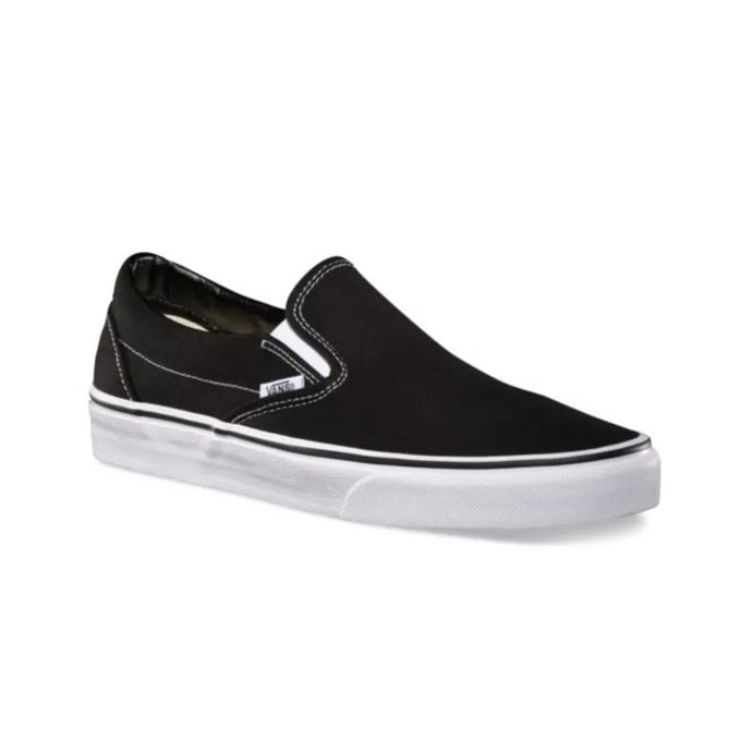 Vans Classic Slip On in Black White