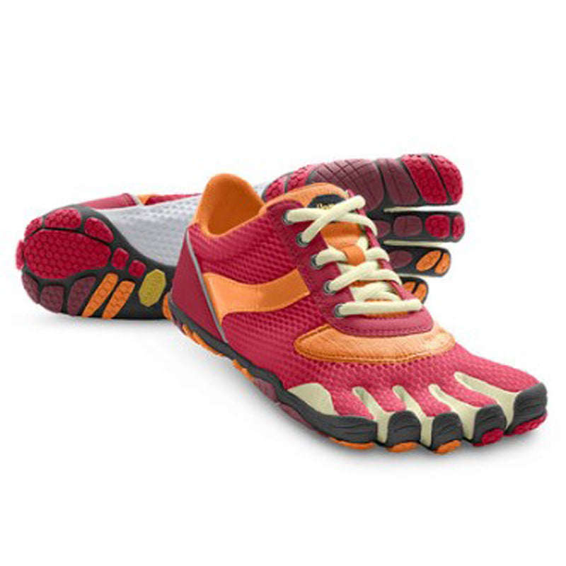 Vibram Five Fingers Speed - Women's, Rose-Pumpkin