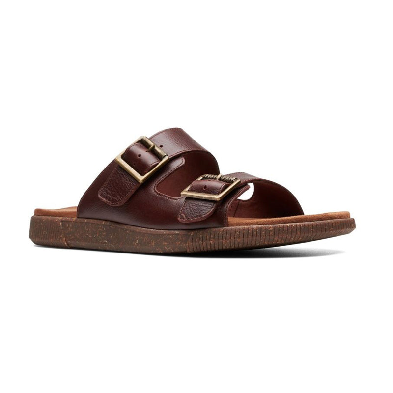 Vine Cedar Sandals - Men, Mahogany