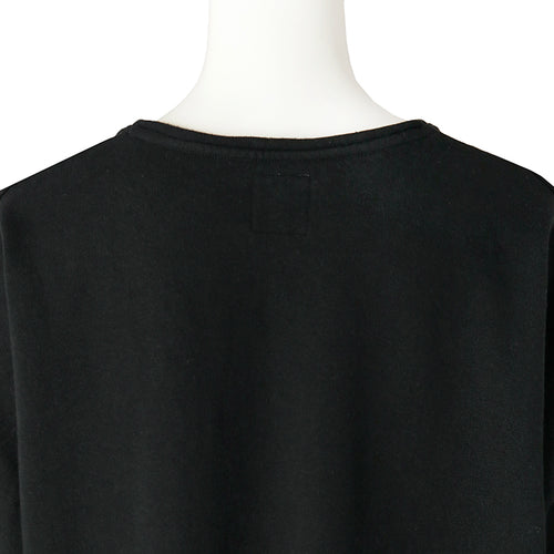 otii original v neck sweat - black
