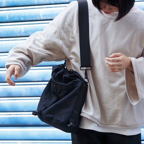 otii × MIS compression bag - black