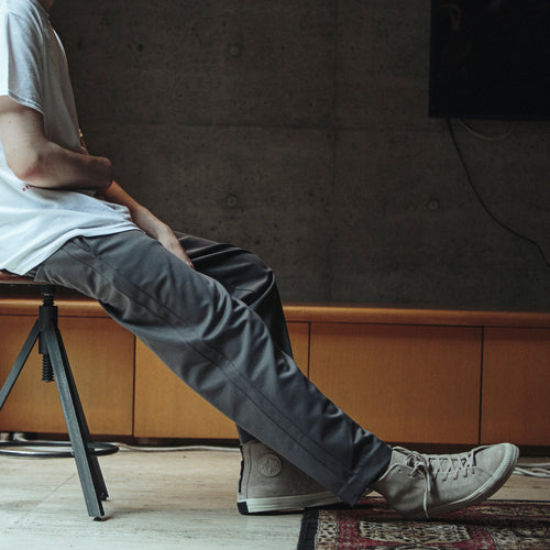【PRE ORDER】otii original slacks easy pants - gray
