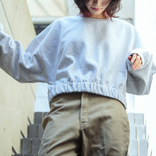otii original remake sweat - gray