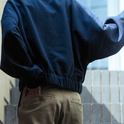 otii original remake sweat - navy