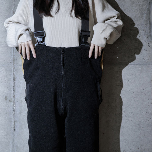 otii remake fleece overall