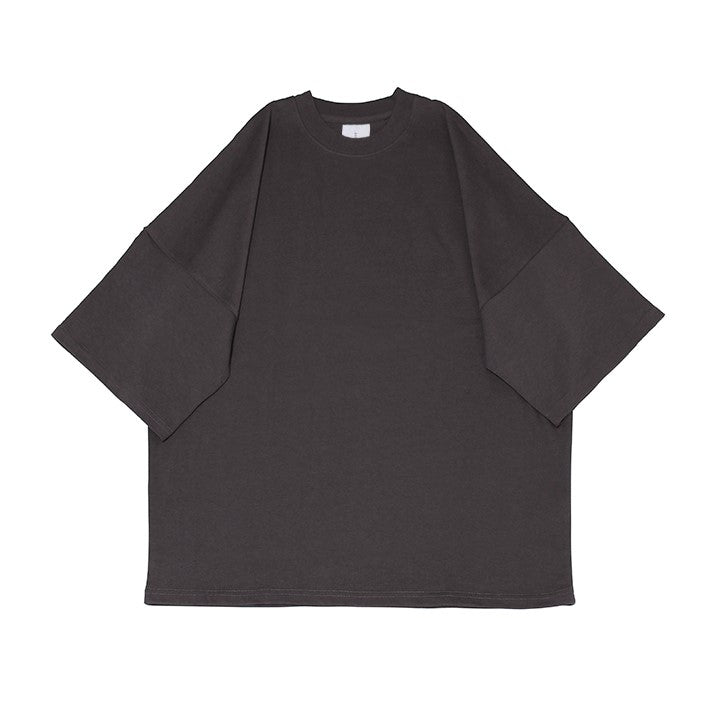 otii original wide Tshirts - gray