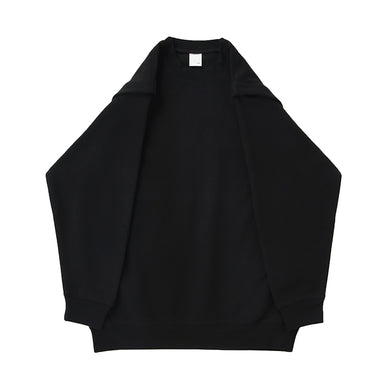 otii × PRE_ 3WAY SWEAT - black