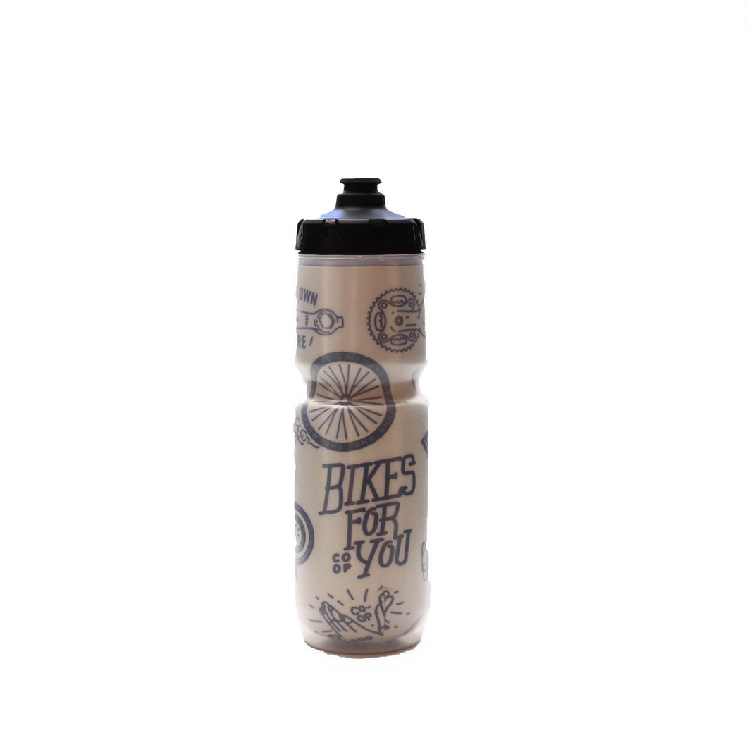 SPECIALIZED  pet-bottle (white)