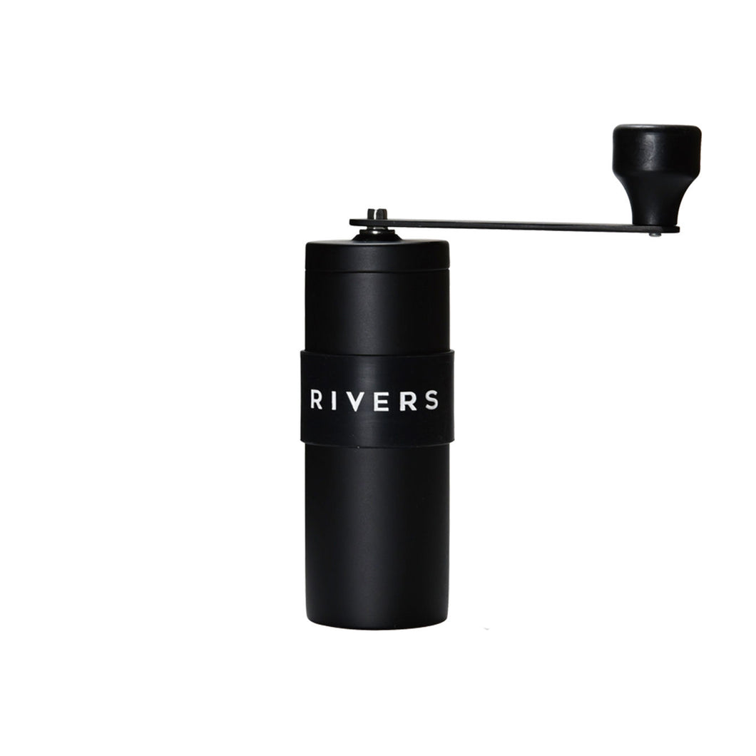 coffee grinder grid matte black