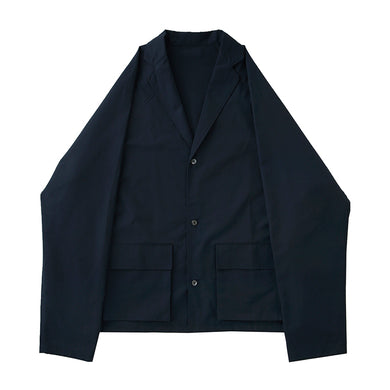 【INSTANT DELIVERY】otii original NGO setup jacket MENS -  navy