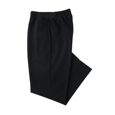 otii original slacks easy pants - black