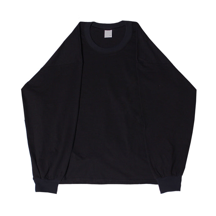 otii × PRE_  long sleeve shirts - black