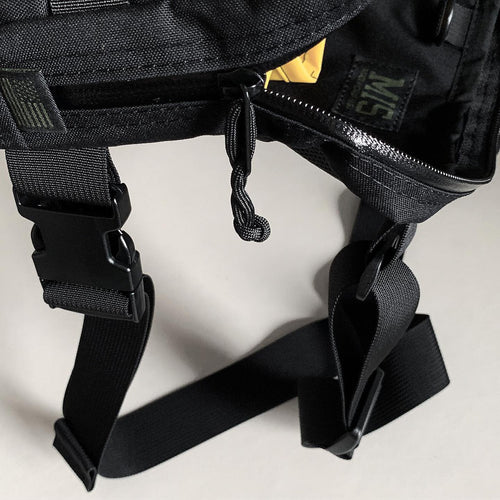 otii × MIS chest rig - black