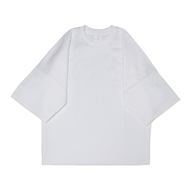 otii original wide Tshirts - white