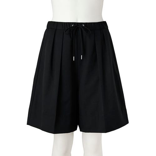 【INSTANT DELIVERY】otii original NGO setup shorts WOMENS -  black