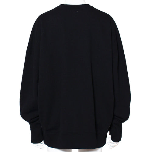 otii original wide sweat - black