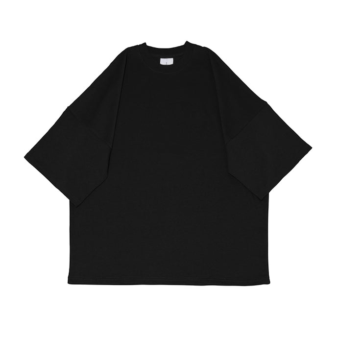 otii original wide Tshirts - black