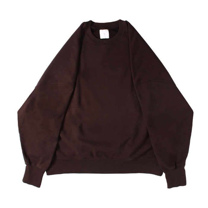 otii original wide sweat - brown