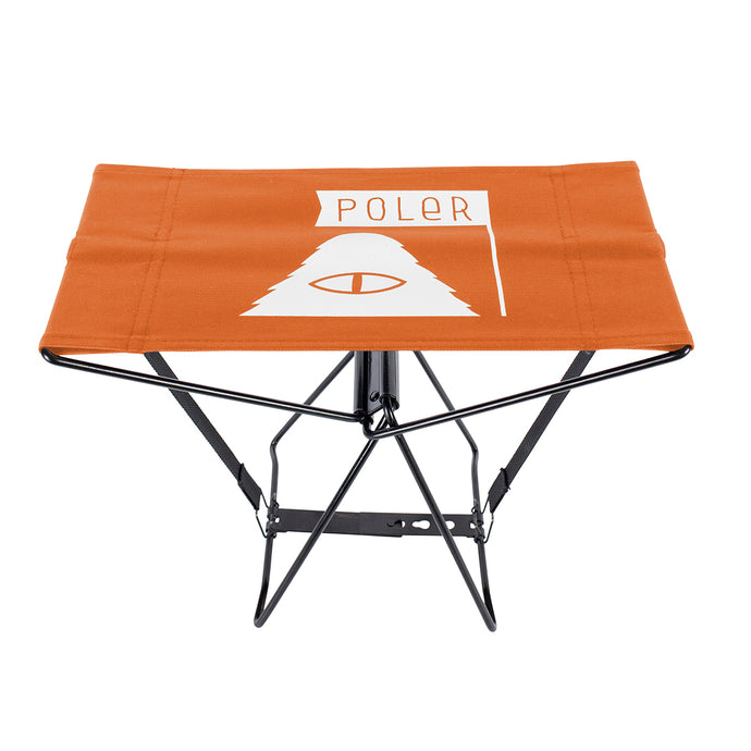 cyclops folding chair burnt orange
