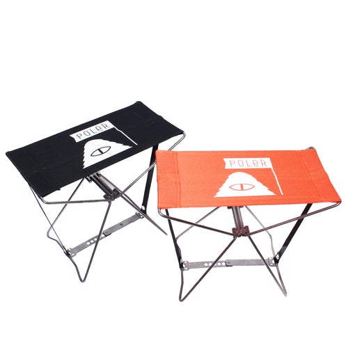 cyclops folding chair black
